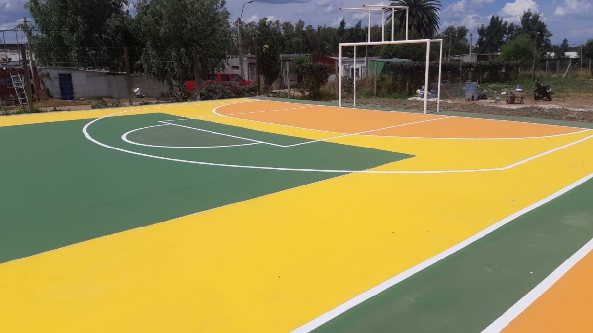 Campus deportivo y saludable Don Bosco.