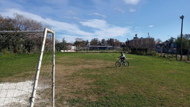 Campus deportivo y saludable Don Bosco, julio de 2021