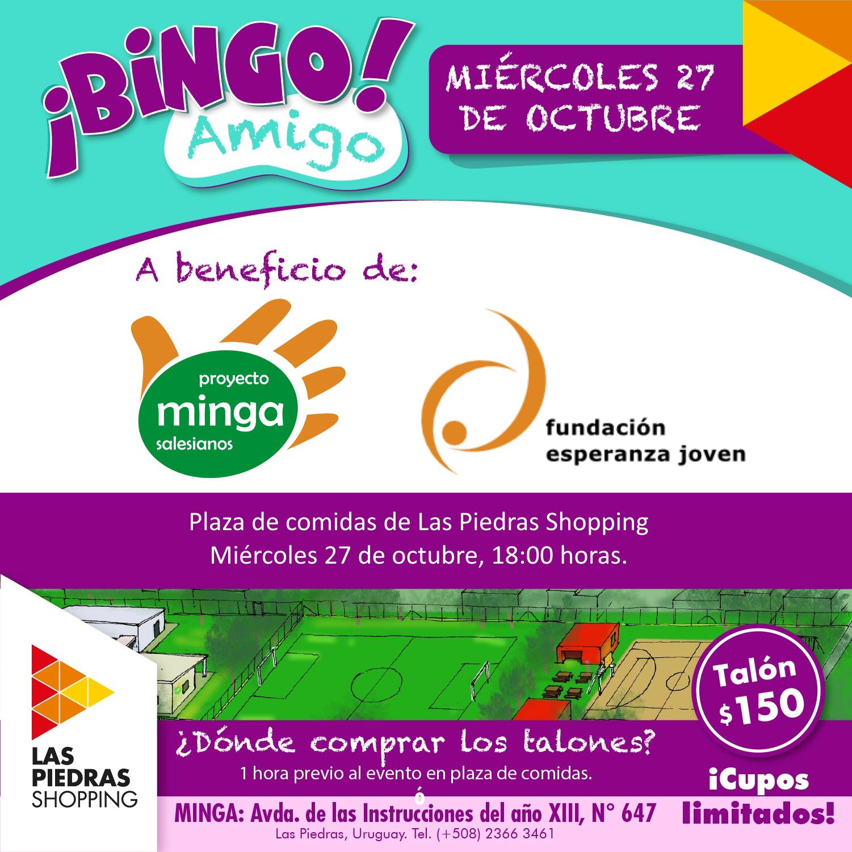 Bingo Amigo 27-10-2021